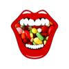 Mouth Pills T Shirt