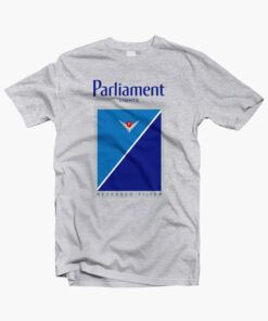 Parliament Cigarettes T Shirts