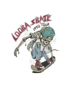 Skate Tour 1990 T Shirt