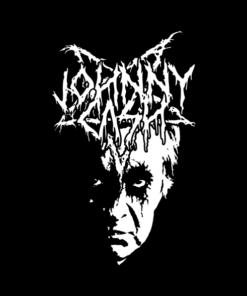 Black Metal Johnny Cash T Shirts