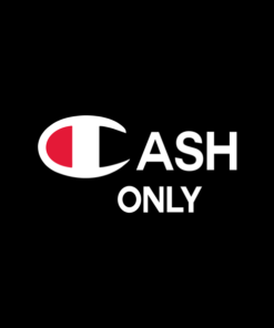 Cash Only T Shirt
