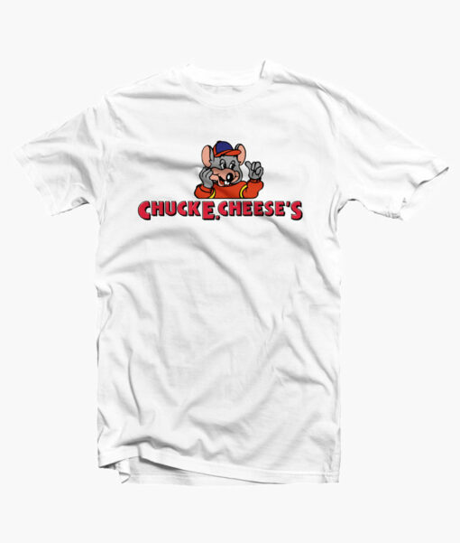 Chuck E Cheese's T Shirt
