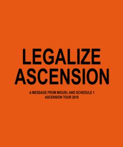 Legalize Ascension T Shirt