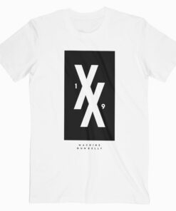 Machine Gun Kelly 19XX Block T Shirt
