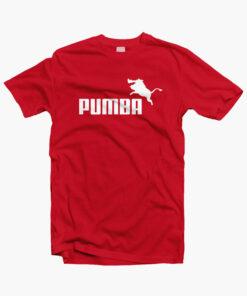 Pumba Logo T Shirt