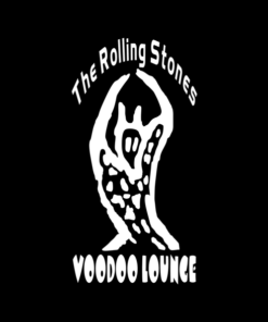 Rolling Stones Voodoo Lounge Tour Band T Shirt