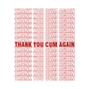 Thank You Cum Again T Shirt