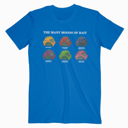 The Dragon Prince Many Moods Of Bait T Shirt
