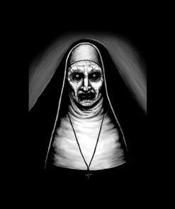 The Nun Ave Maria T Shirt