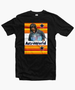 Travis Scott Astroworld T Shirt