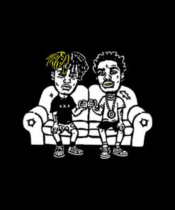 XXXtentacion Kodak Black Teeth Rap T Shirt
