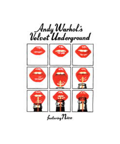 Andy Warhol's Velvet Underground Featuring Nico Music Poster T Shirt
