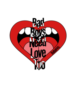 Bad Boys Need Love Too Bahamas T Shirt