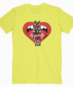 Bad Boys Need Love Too Bahamas T Shirt