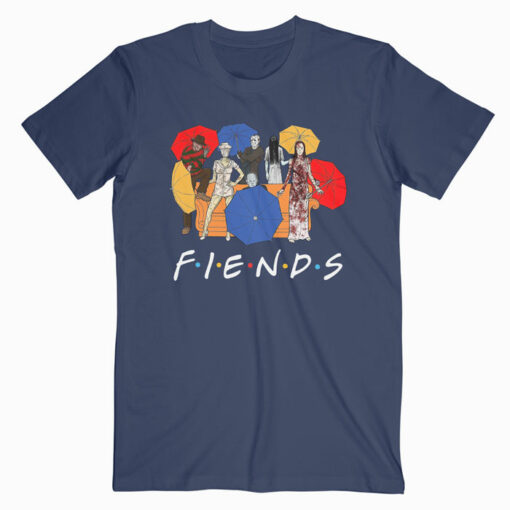 Friends Tv Show Horror Movie Halloween T Shirt