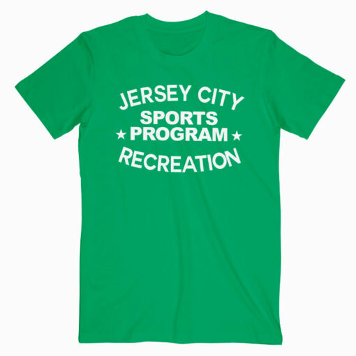 Jersey City Blondie T Shirt
