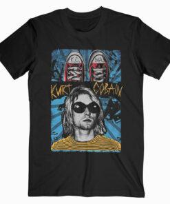 Kurt Cobain T Shirt