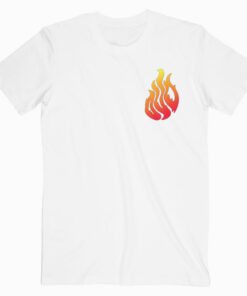 OVO Flame Drake T Shirt