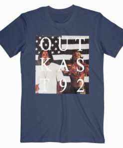 Outkast 92 American Flag T Shirt