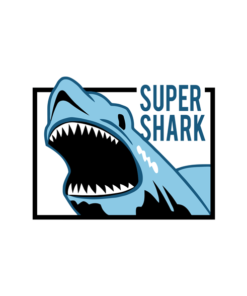 Super Shark Blondie T Shirt
