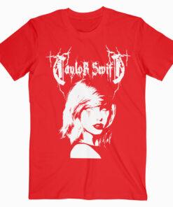 Taylor Swift Metal Mash Up T Shirt