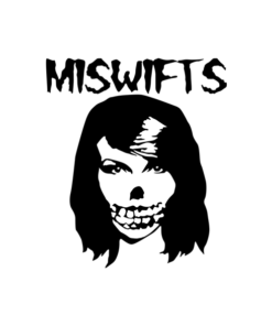 Taylor Swift Miswift T Shirt