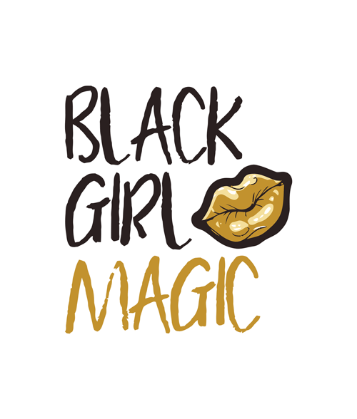Black Girl Magic T Shirt