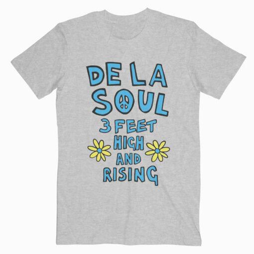 De La Soul 3 Feet High And Rising T Shirt