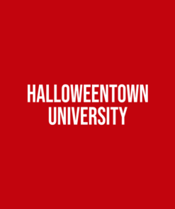 Halloween Town University Unisex Sweatshirts
