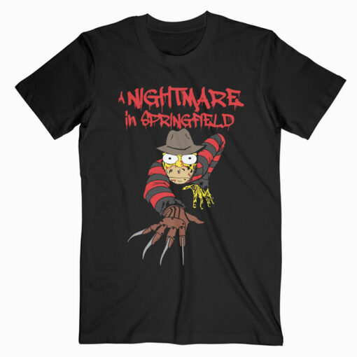 Homer Halloween T Shirt