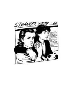 Stranger Things Mileven T Shirt
