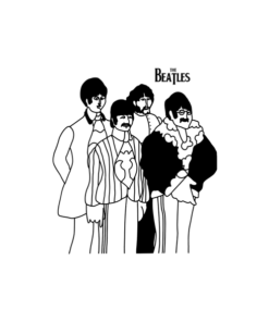 The Beatles T Shirt