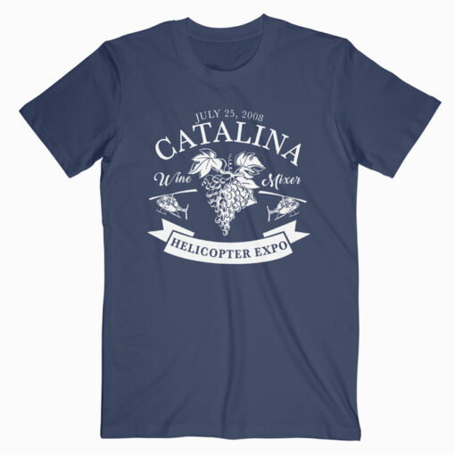 The Catalina Wine Mixer Vintage T Shirt