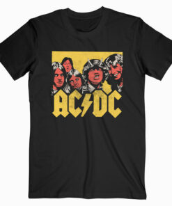 ACDC Vector Band T Shirt
