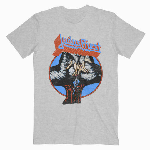 Judas Priest Poster Band T Shirt