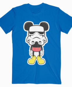 Mickey Mouse Darth Vader Funny T Shirt