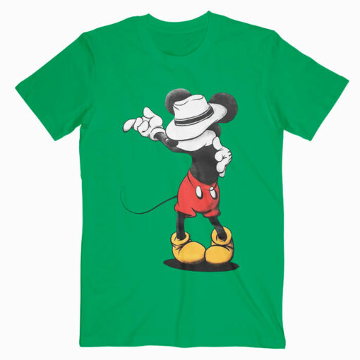 Mickey Mouse MJ Michael Jackson Style Funny T Shirt