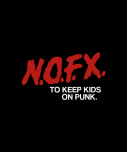 NOFX Dare Band T Shirt
