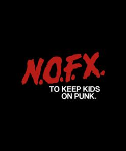 NOFX Dare Band T Shirt