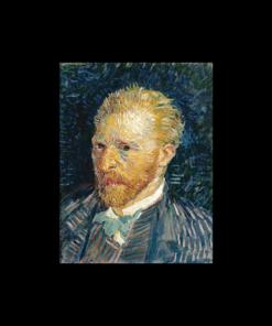 Vincent van Gogh Dutch 1853–90 Self portrait autumn Art T Shirt