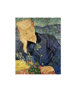 Vincent van Gogh's Portrait of Dr. Gachet Art T Shirt