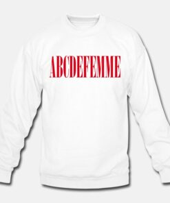 ABCDEFemme Sweatshirt