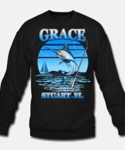 Grace Fisherman Sweatshirt