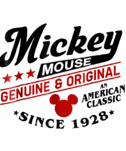 Disney Mickey's 90th American Classic T Shirt