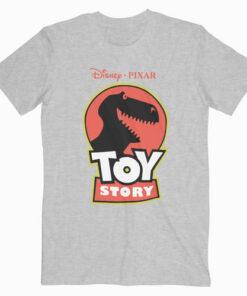 Disney Pixar Toy Story Jurassic Rex T Shirt