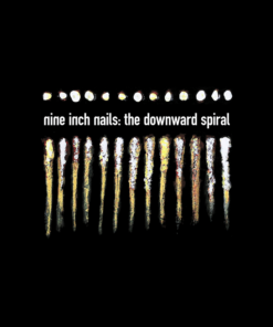 NIN Nine Inch Nails The Downward Spiral Band T Shirt