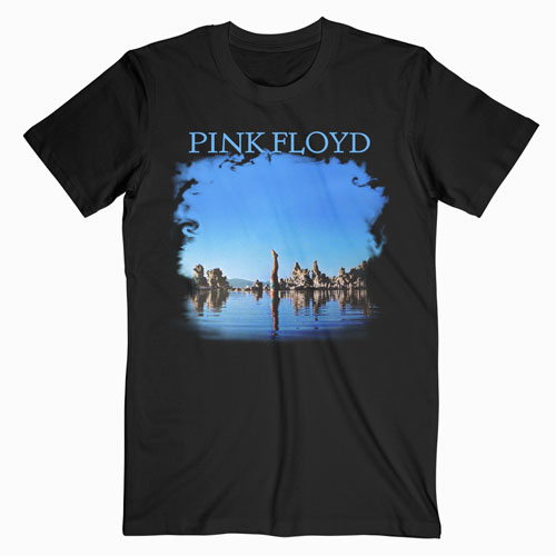 Pink Floyd Wish You Were Here Band T Shirt