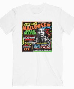 Punk Rock Halloween Show T Shirt