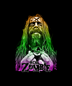 Rob Zombie Band T Shirt
