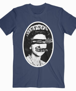 Sex Pistols God Save The Queen Band T Shirt